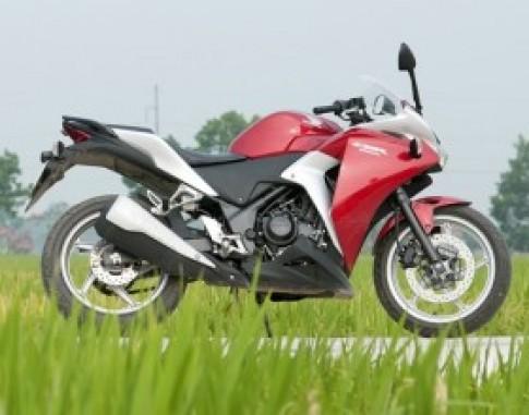 Xe tay ga thoái trào, môtô sẽ lên ngôi tại Việt Nam