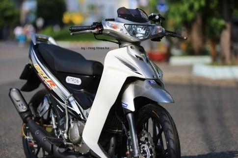 Yamaha 125z dong xe dang lam mua lam gio tren thi truong