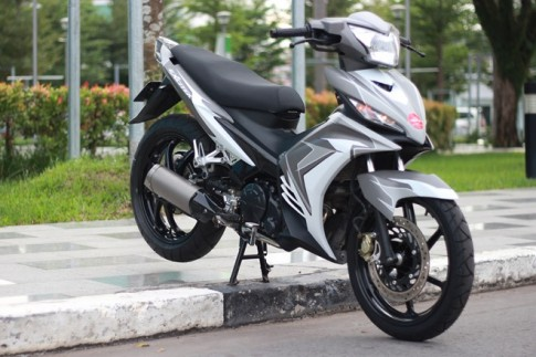 Yamaha Exciter GP 2014 do cuc chat manly