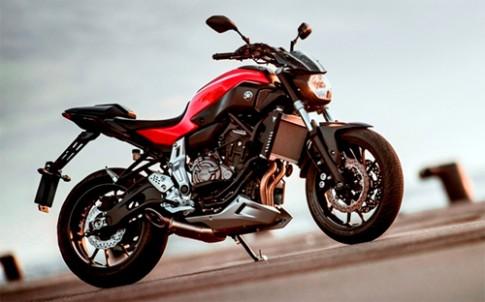 Yamaha MT-07 chuan bi ra mat voi gia gan 145 trieu dong