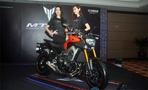 Yamaha MT-09 chiec nakedbike 847 phan khoi gia 350 trieu dong