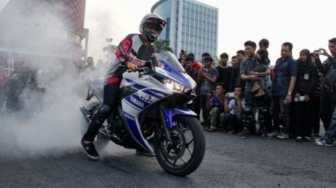 Yamaha R25 tiếp tục đắt khách trên đất Indonesia