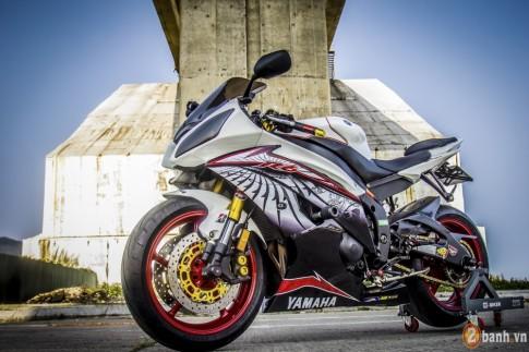 Yamaha R6 do cuc ngau va day phong cach cua chang trai Viet