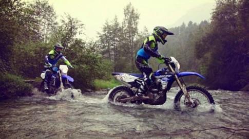 Yamaha ra mắt bộ đôi xe đua địa hình 250 phân khối mới