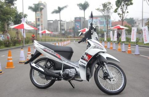 Yamaha Sirius vượt mặt Honda Airblade về doanh số bán hàng