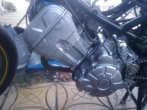 Yamaha thieu sot dong co Dohc cho phan khuc duoi 175cc