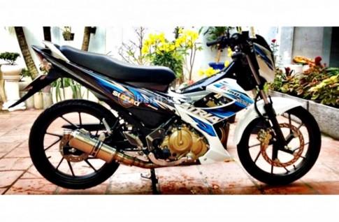 1 vai mau Suzuki Raider do nhe