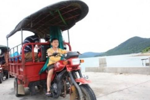 10 phuong tien du lich doc dao tai Viet Nam