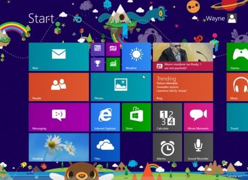 10 thu thuat Windows 8.1 co ban can biet cho nguoi dung