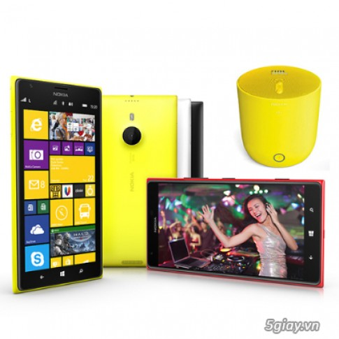 1000 Loa JBL Playup danh tang 1000 nguoi dat truoc Lumia 1520