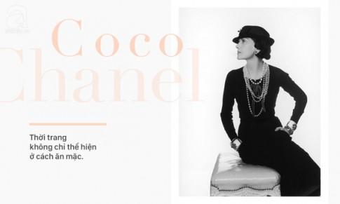 13 cau cham ngon thoi trang bat hu cua huyen thoai Coco Chanel