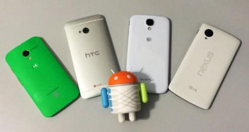 2014 - Nam cua Smartphone Android!!!