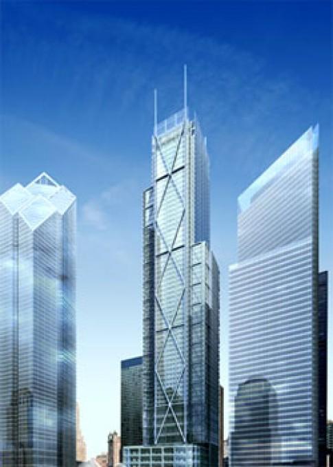 3 cao oc moi tren nen WTC