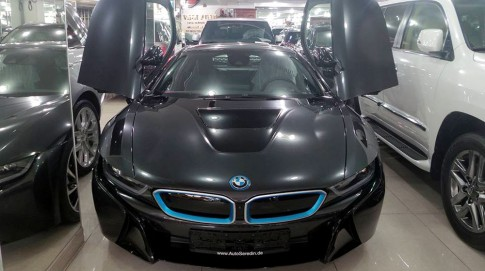 """3 ly do khien dai gia Viet """"chet me"""" BMW i8"""