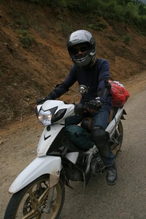 3 ngay chinh phuc 1010 km deo Tay Bac