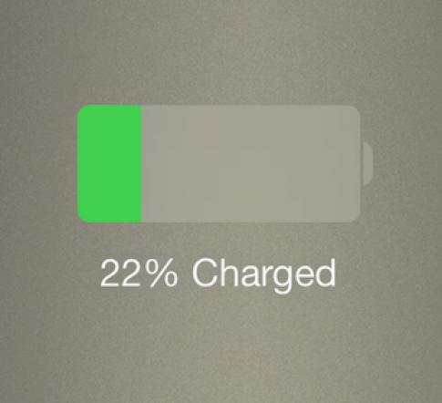 3 thu thuat de giam ton pin khi su dung iOS 7