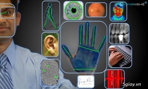 5 công nghệ sinh trắc tương lai có thể thay thế password