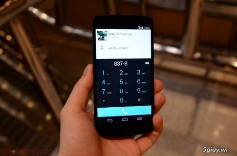 5 hiẻu làm dai dảng nhat ve Android