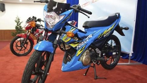5 mẫu xe côn tay rẻ nhất ra mắt năm 2013 tại Việt Nam