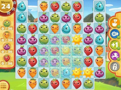 5 tro choi tuyet voi de thay the Candy Crush Saga