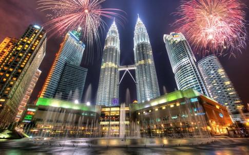5 trung tam mua sam noi tieng o Kuala Lumpur