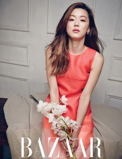 6 my nhan goc Hoa dung do hang hieu voi Jeon Ji Hyun