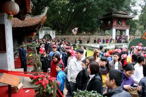 82 bia tien si Van Mieu duoc cong nhan di san the gioi