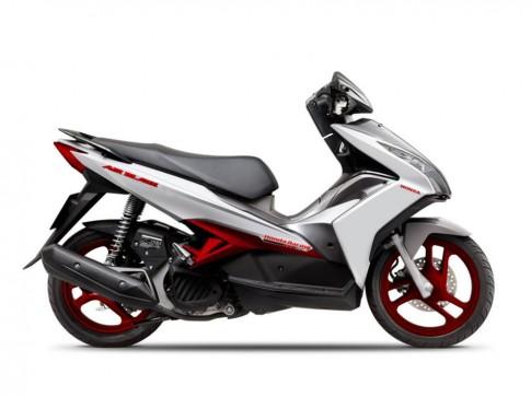 AB 125cc phong cach Ducati 848 Evo
