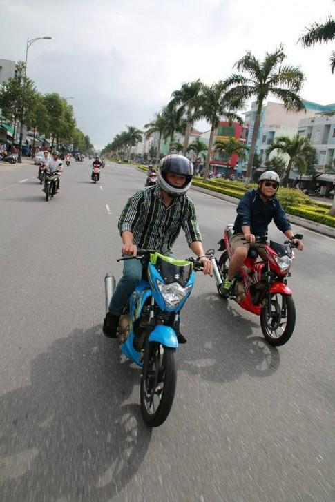 Anh em Raider Da Nang chinh phuc Deo Hai Van