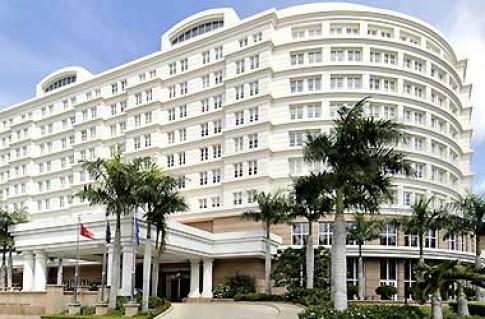 Anh khach san Park Hyatt TP HCM