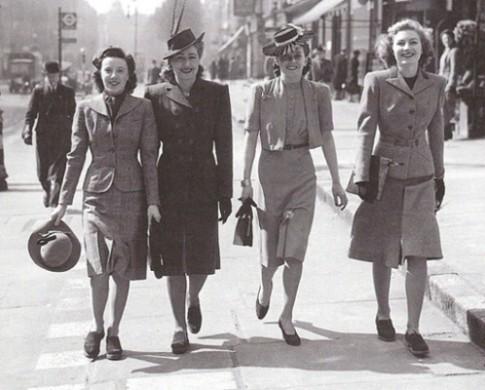 Áo măng tô - biểu tượng thời trang của nước Anh (tiếp)