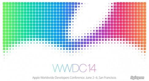 Apple cong bo lich trinh WWDC 2014 tu ngay 02 den 06/06