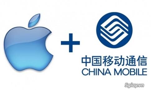 "Apple mat 6 nam de lam vua long ""nguoi dep"" China Mobile"