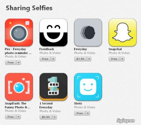 """Apple mo muc rieng cho ung dung """"tu suong"""" tren App Store"""