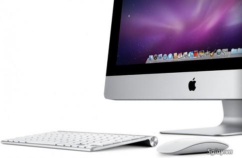 Apple muon bien iMac thanh nguon sac khong day