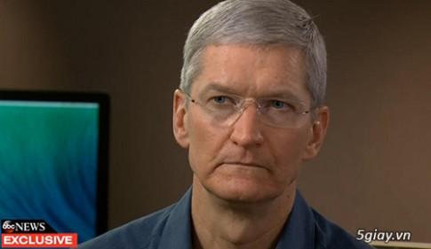 Apple phu nhan viec cho phep NSA co quyen truy cap vao iOS de giam sat nguoi dung iPhone