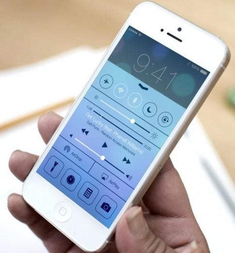 Apple thu nghiem iOS 8 voi bo tinh nang suc khoe