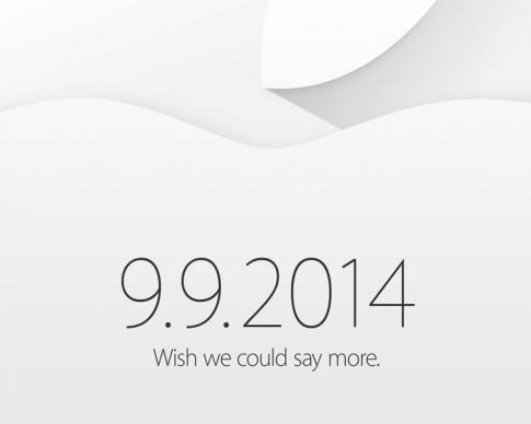 [Apple] Tuong thuat truc tiep buoi ra mat iPhone 6