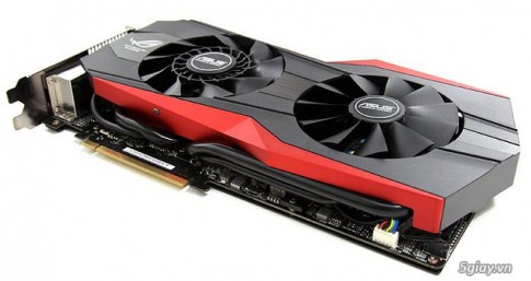 ASUS ROG MATRIX R9 290X Platinum Edition