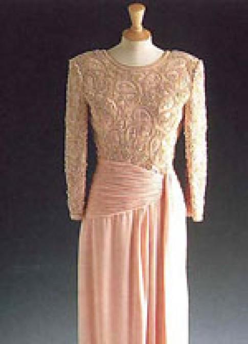 Bán đấu giá váy của Diana trên eBay