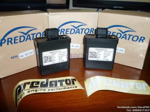 Bán - IC Predator 10 maps cho Raider VN, SatriaF 2013 - Giá 2.2tr, BH 6 tháng 1 đổi 1