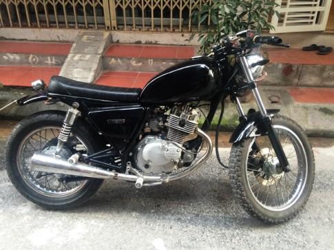 Ban Suzuki GN125 do (co anh that)