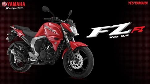 Bán Yamaha FZ FI 2.0 cập bến Sài Gòn