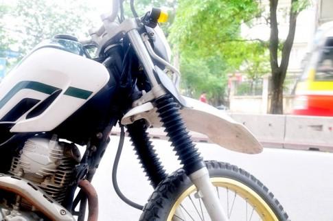 Bán Yamaha Serow 2007 ngon chất 60tr cho anh chị em