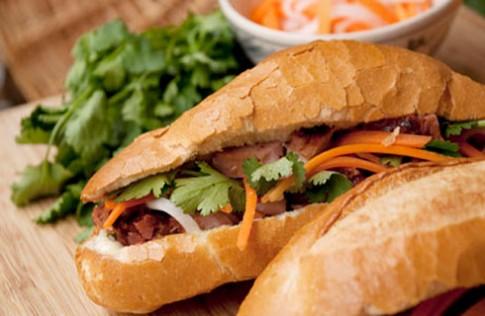 'Banh mi Viet - mon an duong pho ngon nhat the gioi'