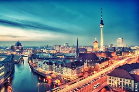 Berlin, thu do duyen dang va u sau boi lich su