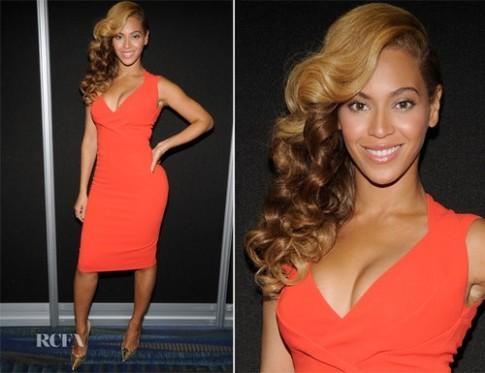 Beyonce mac dep nhat tuan du gian di