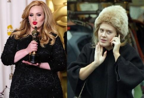 Bí mật sau vẻ hoàn hảo của Adele tại Oscar 2013