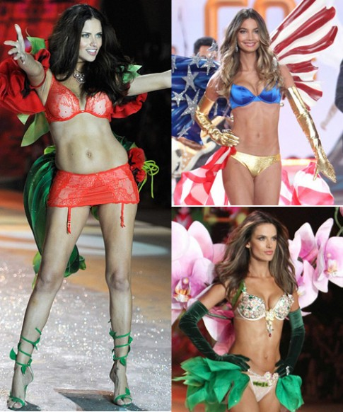 Bi quyet hoi dang sieu toc cua 'thien than' Victoria's Secret