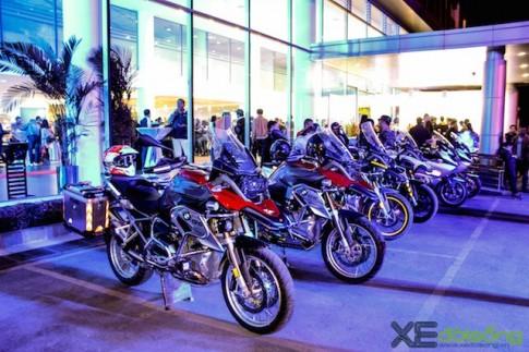 "BMW Motorrad tuyen bo ""chay hang"" sau 2 thang vao Viet Nam"